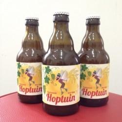 Hoptuin White IPA - новинка от Mad Brewlads