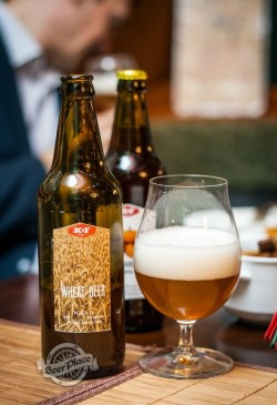 Дегустация пива Wheat beer от K&F Brewery