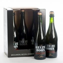 Oude Geuze Boon Black Label - самый сухой гёз лимитированной партии