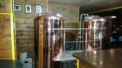 Новый Портер паб с пивоварней на Троещине