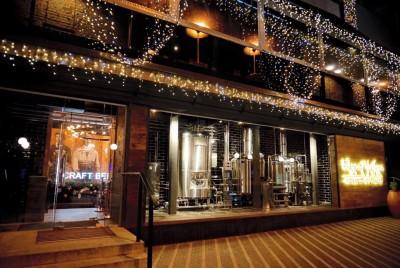 Syndicate beer & grill - новая киевская мини-пивоварня