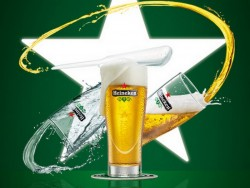 Christmas wheat ale и акция на Heineken в ирландском пабе To Dublin