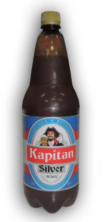 Пиво Kapitan из Килии в Киеве