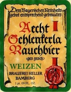 Дегустация Aecht Schlenkerla Rauchbier Weizen