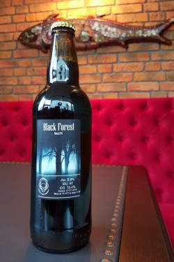 Black Forest Black IPA - новинка в Edison