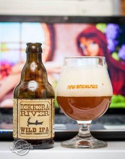 Дегустация пива Dekkera River Wild IPA от Mad Brewlads