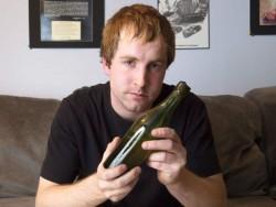 В Атлантическом океане найдена бутылка возрастом 125 лет