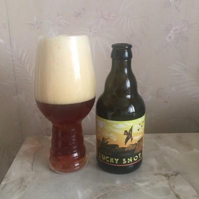 Дегустация пива Lucky shot от Mad Brewlads