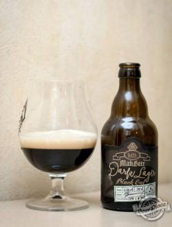 Дегустация пива MakBeer Dark Lager (Black cat)