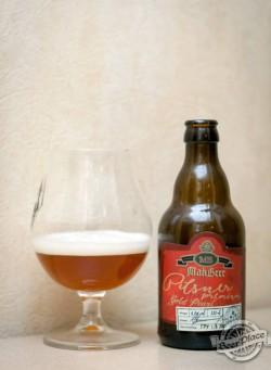 Дегустация пива MakBeer Premium Pilsner (Gold pearl)