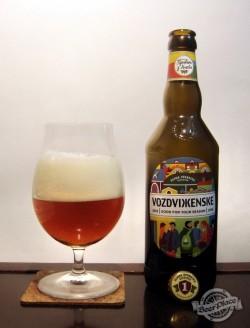 Дегустация пива Vozdviжеnske от ППБ