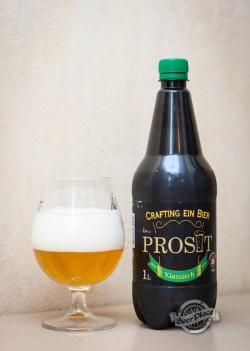 Дегустация пива Prost Klassisch (Класичне)