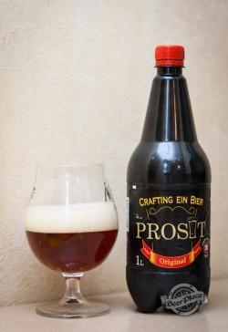 Дегустация пива Prost Original (Оригінальне)