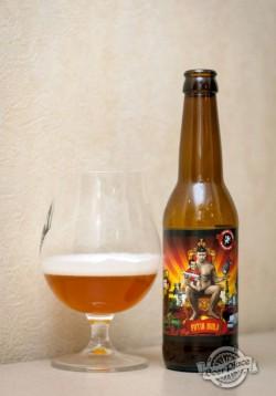Дегустация пива Putin Huilo