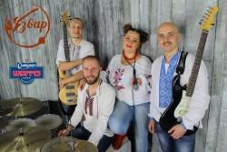 UkrParty и акция Ночной голод в Славутич Шато
