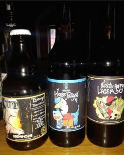 Самотня Ципа и новый сорт Brewhops