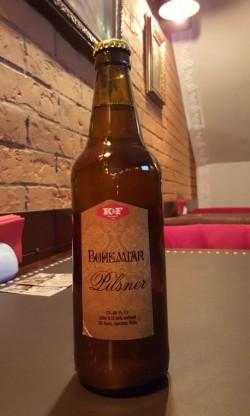 Новое пиво и живая музыка в Edison