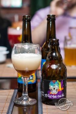 Дегустация пива Північне сяйво из Чернигова