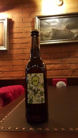 Новое пиво и Лига Чемпионов в Edison