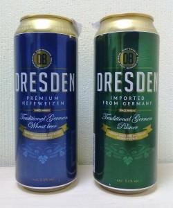 Dresden - новое немецкое пиво в Еко-маркетах