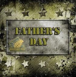 FATHER'S DAY в Military Pub