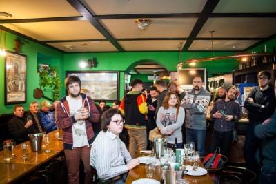 Итоги встречи домашних пивоваров в чешской господе Pilsner