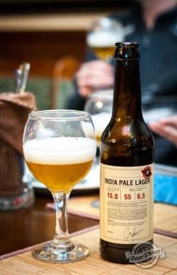 Дегустация пива India Pale Lager от Правды
