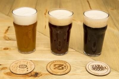 Пиво ЗаЗаЗу от Крапка-Кома