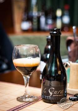 Дегустация итальянского пива Pratorosso La Scura