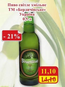 Акции на пиво в супермаркетах