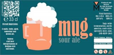 Mug Sour Ale — новинка от Mad Brewlads