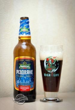 Дегустация пива Львівське Різдвяне