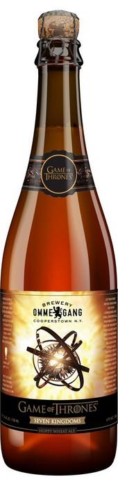 Hoppy Wheat Ale - еще один сорт по мотивам Игры престолов