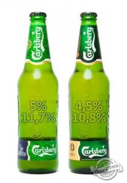Массовому украинскому пиву снижают плотность и повышают крепость