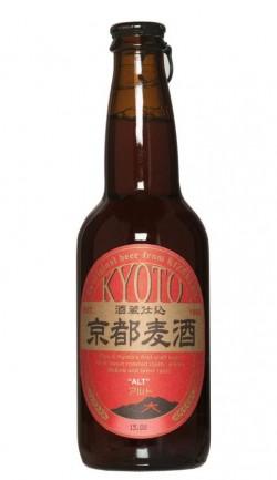 Kyoto Bakushu Alt - еще одна японская новинка в Goodwine