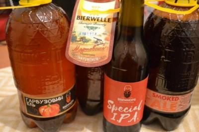 Новые сорта Brewhops и Bierwelle из Чернигова