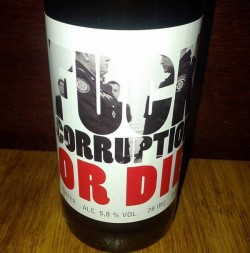 Fuck Corruption or Die, Рик лева и Один хміль Polaris - новинки от Правды