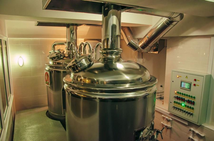 Мини пивоварня донецк самогонный аппарат купить бежецк