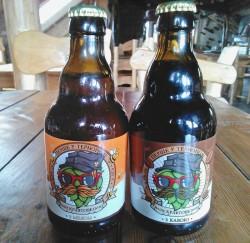 Бутылочное пиво и новые сорта от Ковчега