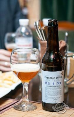 Дегустация пива Lamberger Weisse
