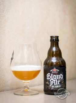 Дегустация пива MakBeer Blonde Ale