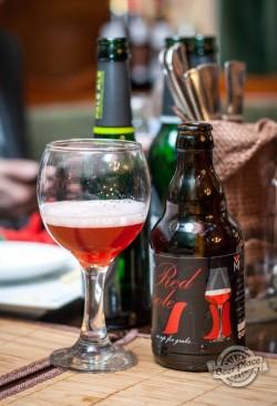 Дегустация пива Red sole
