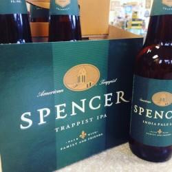 Spencer IPA - первый траппистский IPA