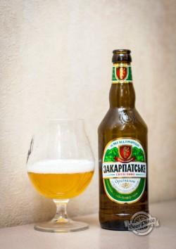Дегустация пива Закарпатське Оригінальне