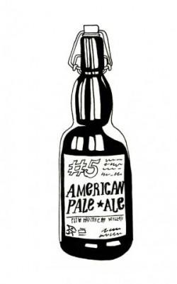 #5 American Pale Ale - новое фирменное пиво от Goodwine