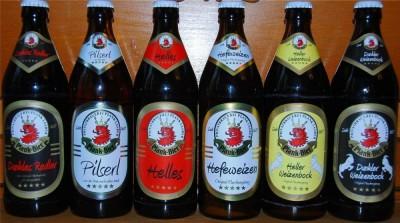Баварское пиво от Brauerei Plank Laaber в Goodwine
