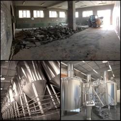Новая пивоварня Лесопилки