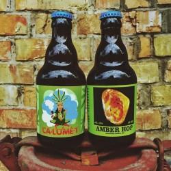 Calumet и обновленный Amber Hop - новинки от Mad Brewlads