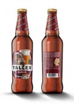 Taller Maibock - новый сорт от Sun InBev Ukraine