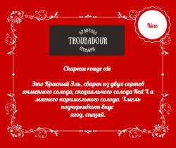 Chapeau Rouge ale и Жигулевское premium - одесские новинки